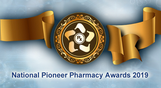 NATIONAL PIONEER PHARMACY AWARDS 2019