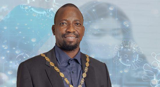 Mogologolo Phasha - SAPC President
