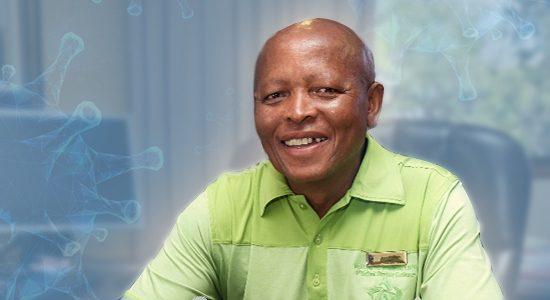 Amos Masango – SAPC Registrar